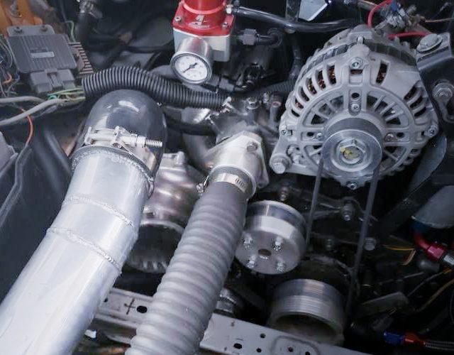 TURBONETICS GT-K750 TURBO