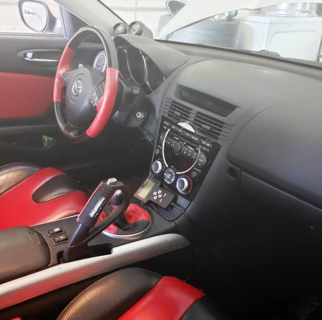 INTERIOR RX-8 LEFT HAND DRIVE