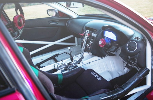INTERIOR DRIFT CAR CUSTOM