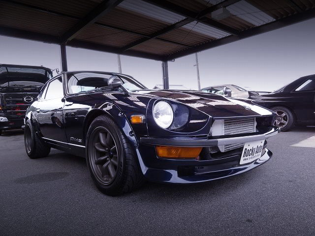 FRONT EXTERIOR S30 FAIRLADY Z