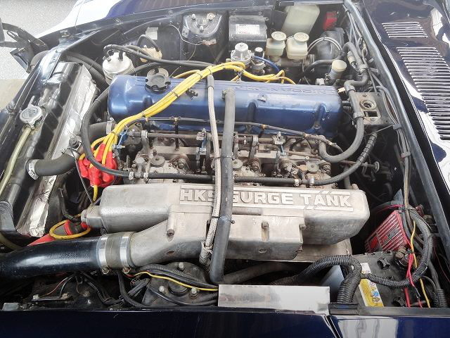 L28KAI TURBO ENGINE