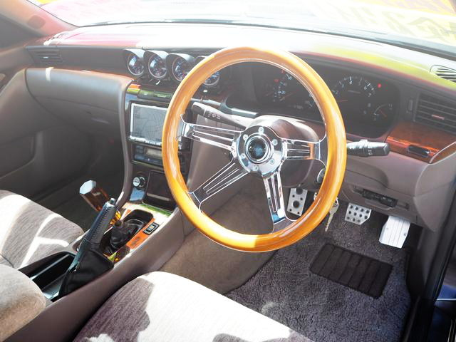 DASHBOARD C35 LAUREL