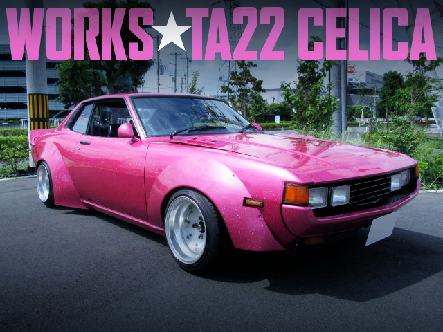 TA22 CELICA WORKS WIDE