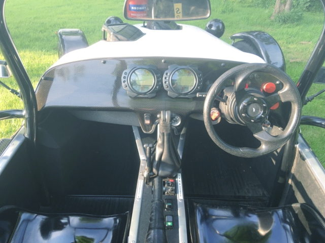 INTERIOR CATERHAM