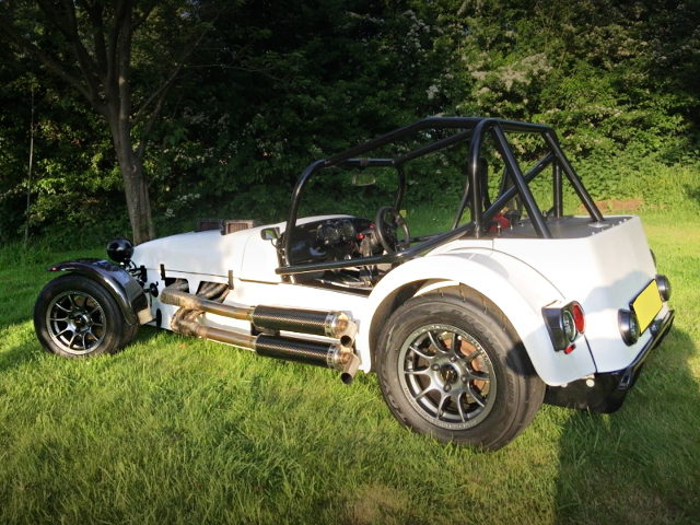 REAR EXTERIOR CATERHAM