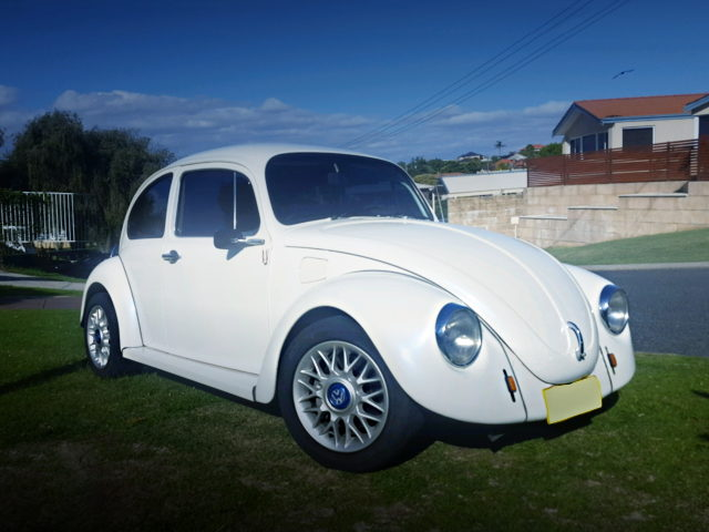 FRONT EXTERIOR VW TYPE1 BEETLE