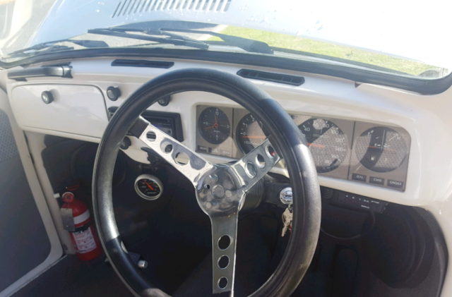 VW TYPE-1 BEETLE INTERIOR