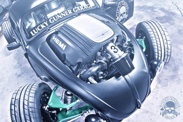 HEMI 5700cc V8 ENGINE
