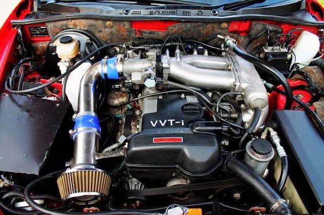 VVTi 1JZGE 2500cc ENGINE