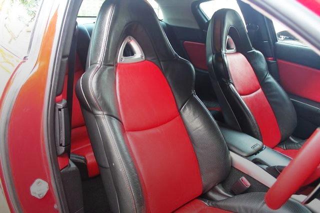 RX-8 SEATS