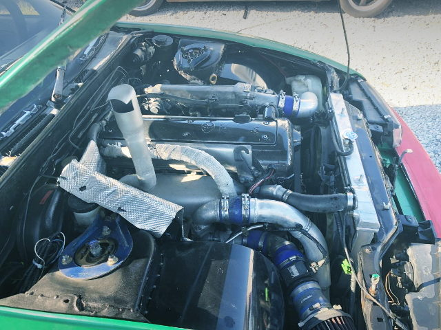 1JZ 2500cc TURBO ENGINE