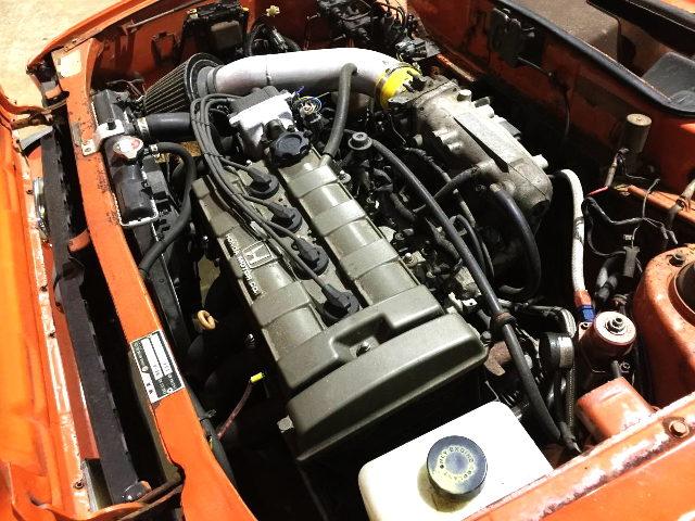 B18A 1800cc DOHC ENGINE