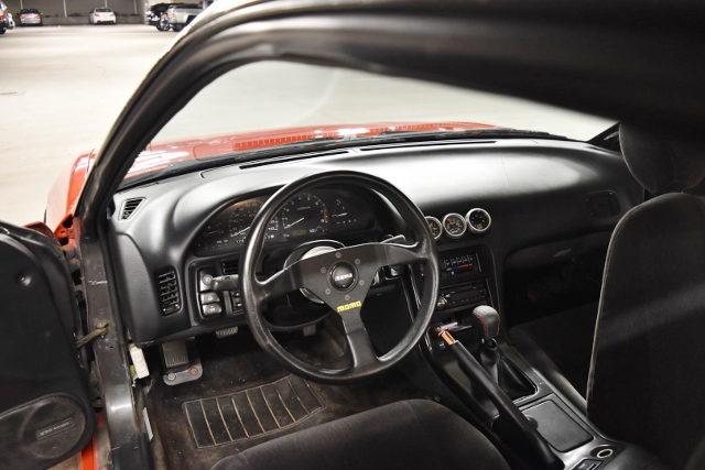 S13 240SX INTERIOR