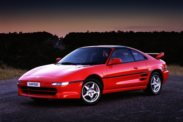 2nd Gen TOYOTA MR2 NORMAL