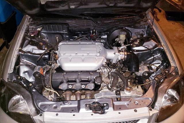 J35A 3500cc V6 VTEC ENGINE