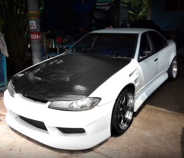 FRONT S15 FACE OF A31 CEFIRO