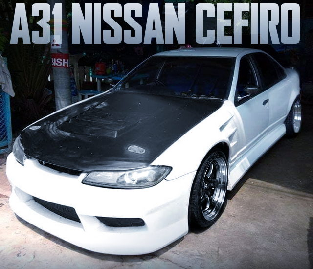 S15 FRONT END A31 CEFIRO