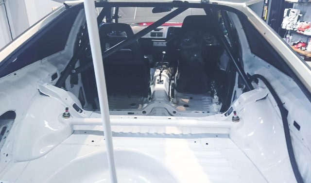 ROLLBAR IN INTERIOR