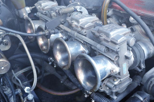 SS-WORKS FCR CARBURETOR