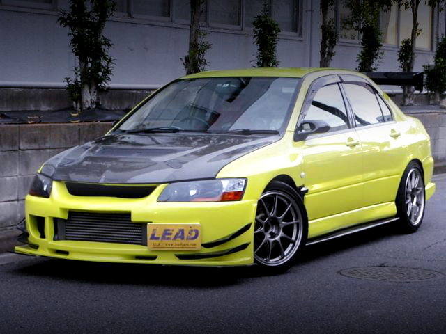FRONT FACE EVO8MR