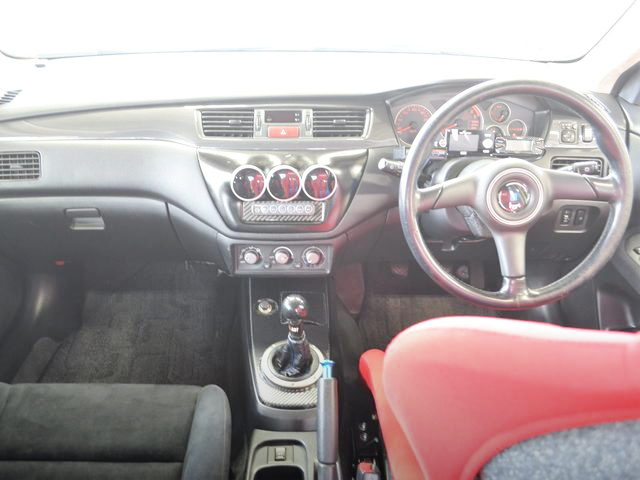 DASHBOARD EVO8MR