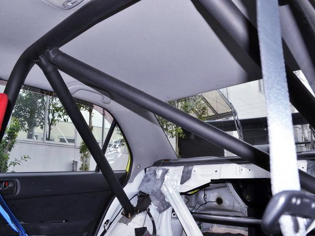 ROLL BAR EVO8MR