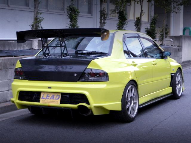 REAR GT-WING EVO8MR