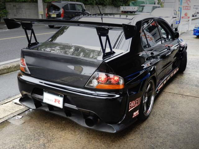 REAR GT-WING EVO9 GT