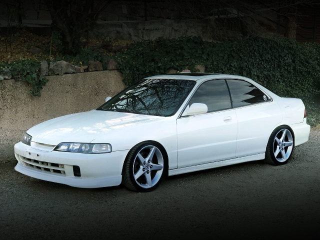 EXTERIOR DB8 INTEGRA 4-DOOR