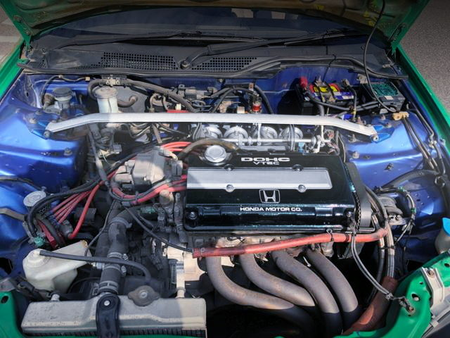 B16 VTEC ENGINE WITH ITB