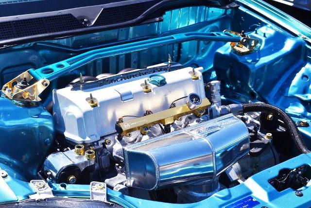 K20Z iVTEC ENGINE