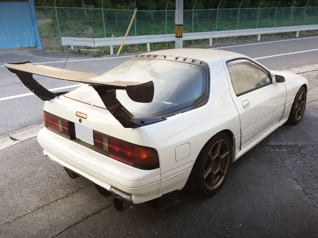 REAR GT-WING FC3S RX-7