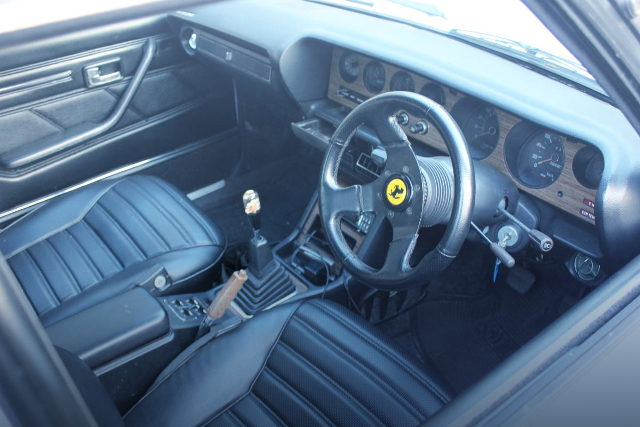 INTERIOR GC110 SKYLINE