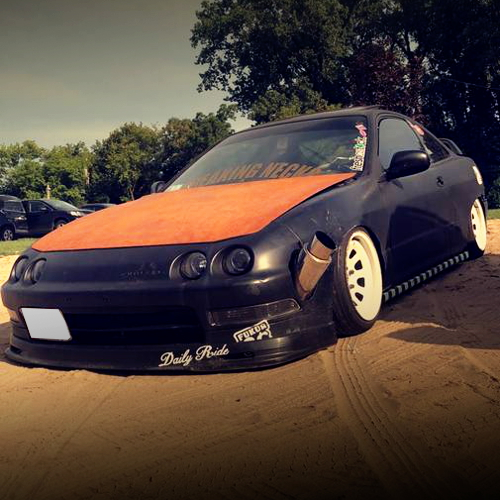 FRONT FACE 3rd Gen INTEGRA