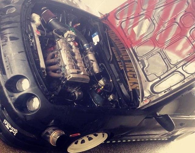 B18B DOHC ENGINE