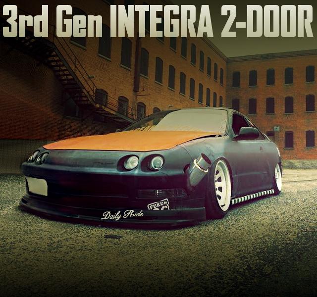 SLAMMED 3rd Gen INTEGRA