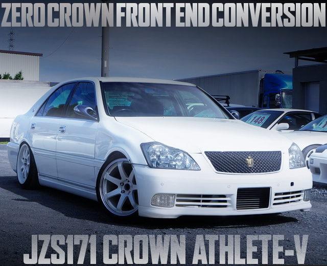 ZERO CROWN FRONT END JZS171 CROWN