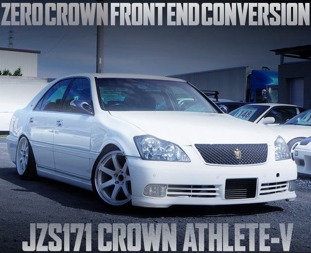 ZERO CROWN FRONT END JZS171 CROWN