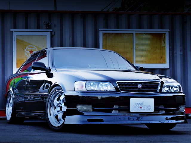 FRONT EXTERIOR JZX100 CHASER AVANTE