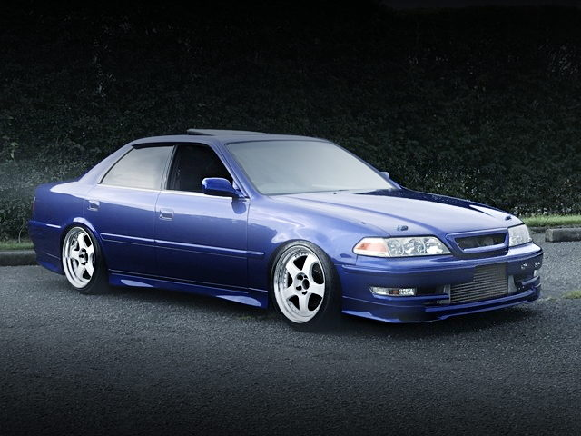 FRONT EXTERIOr MARK2 FACE JZX100 CHASER