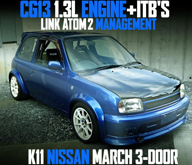 CG13 WITH ITB K11 MARCH BLUE