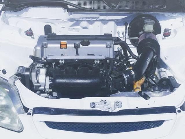 K24A i-VTEC ENGINE