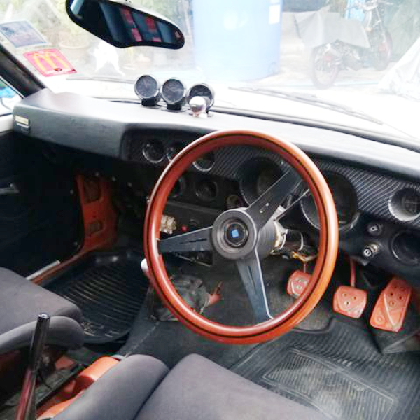 DASHBOARD KE25 COROLLA COUPE