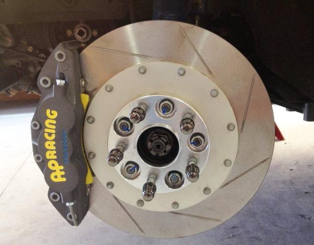 AP-RACING 6POY BRAKE CALIPER