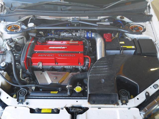4G63 MIVEC TURBO ENGINE