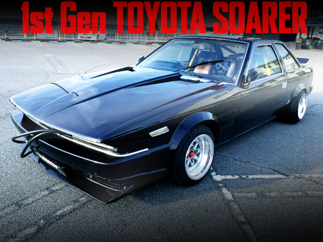 LONG NOSE CUSTOM 1st Gen SOARER BLACK