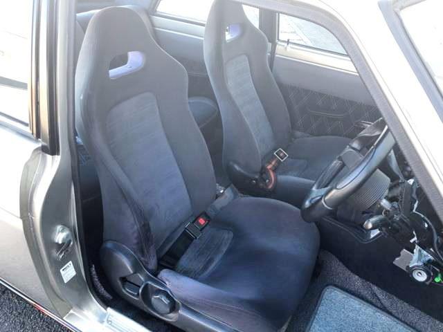 R33GT-R SEAT CONVERSION