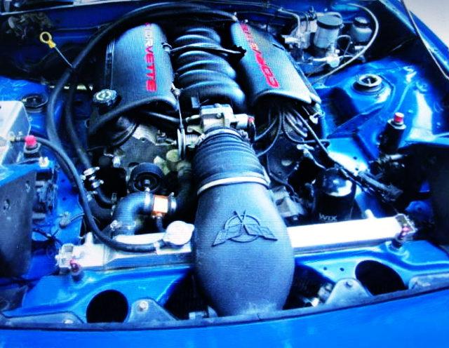 LS6 5700cc V8 ENGINE