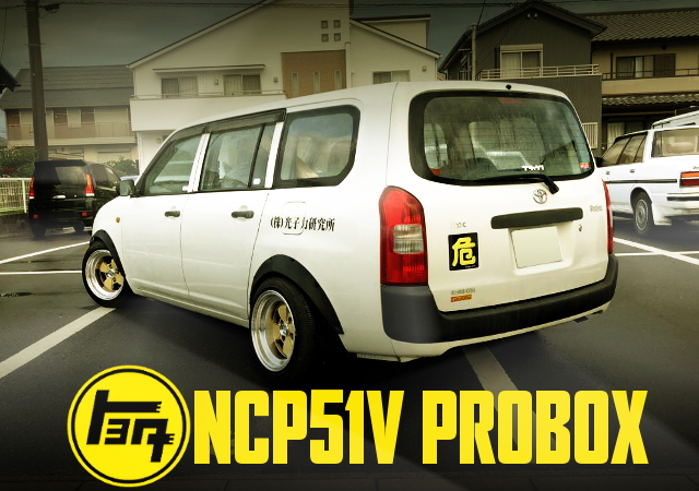 WIDEBODY NCP51V PROBOX VAN