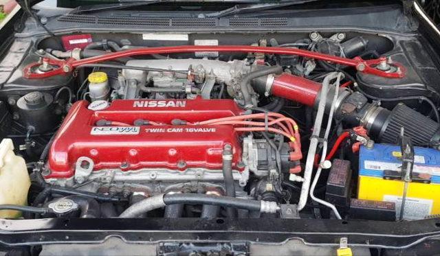 NEO VVL SR20VE ENGINE